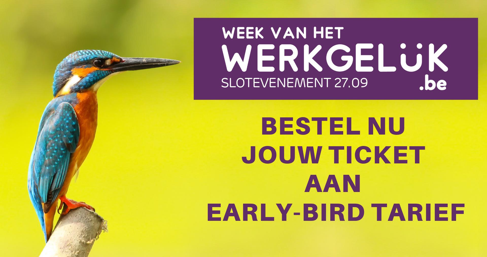 ticket slotevenement early bird
