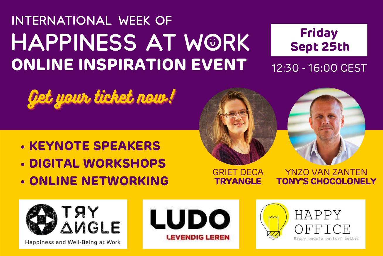 Online Inspiration Event