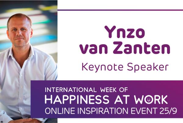 Ynzo van Zanten keynote