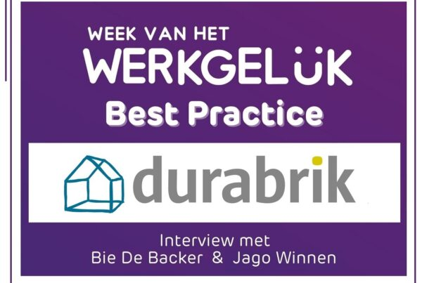 Durabrik Happiness at Work Best Practice
